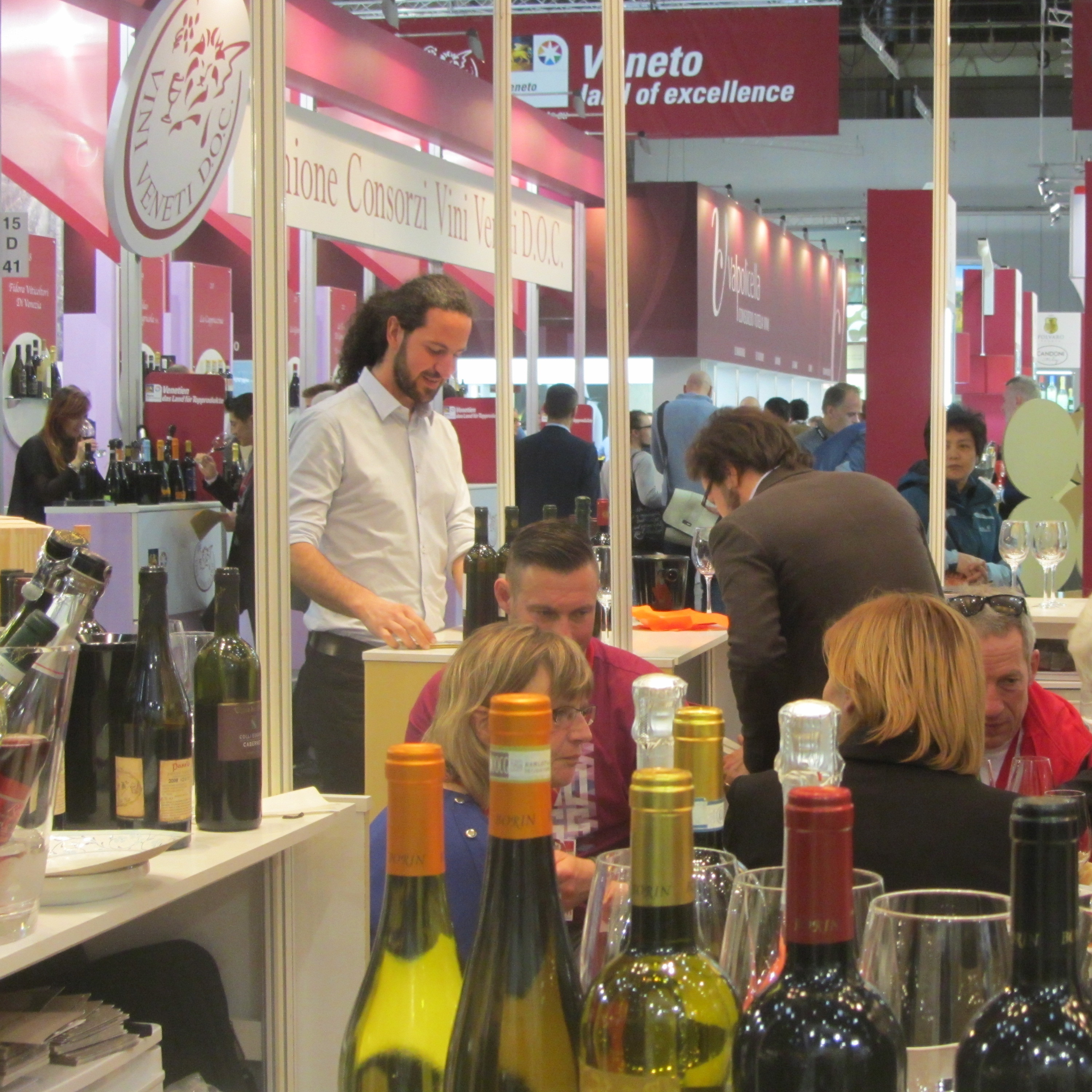 Colli Euganei a ProWein 1